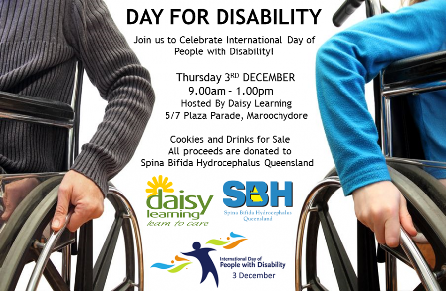 Daisy Learning Day For Disability 2015